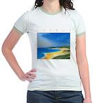 Golden Beach Jr. Ringer T-Shirt