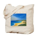 Golden Beach Tote Bag