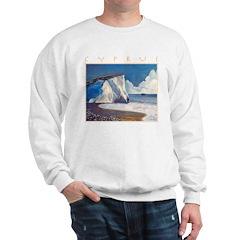 Aphrodite's Rocks, moonlight - Cyprus Sweatshirt
