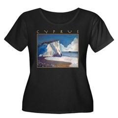 Aphrodite's Rocks, moonlight - Cyprus T
