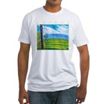 Troodos Pine Fitted T-Shirt