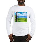 Troodos Pine Long Sleeve T-Shirt