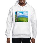Troodos Pine Hooded Sweatshirt