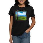 Troodos Pine Women's Dark T-Shirt