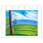 Troodos Pine Small Poster