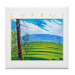 Troodos Pine Tile Coaster