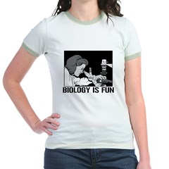 Biology is fun T