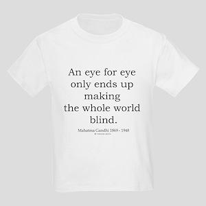 Mahatma Gandhi 4 Kids Light T-Shirt
