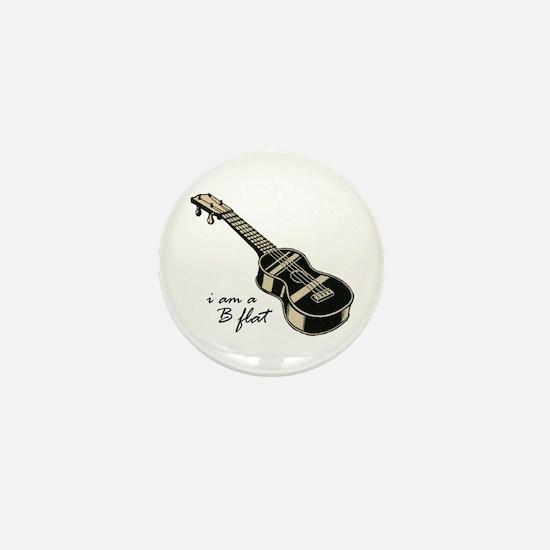 Cute Bass tabs Mini Button