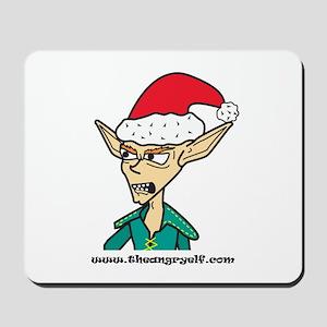theangryelf.com Mousepad