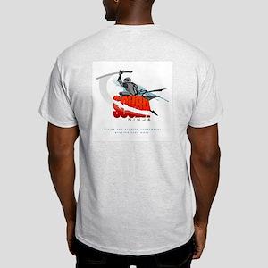 Scuba Ninja Light T-Shirt