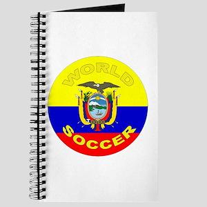 Ecuador World Cup Soccer Journal