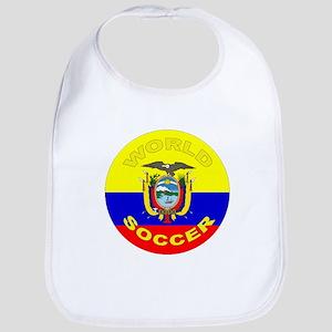 Ecuador World Cup Soccer Bib