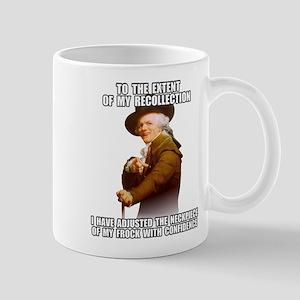 Poppin' my Neckpiece Mug