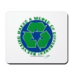 earth day designs Mousepad