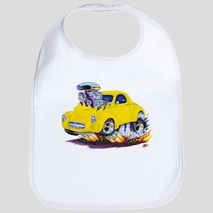 1941 Willys Yellow Car Bib