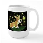 Firefly Corgi Large Mug