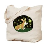 Firefly Corgi Tote Bag