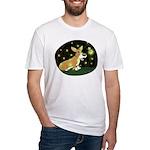 Firefly Corgi Fitted T-Shirt