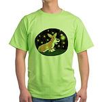 Firefly Corgi Green T-Shirt