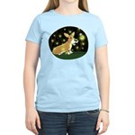 Firefly Corgi Women's Light T-Shirt