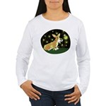 Firefly Corgi Women's Long Sleeve T-Shirt
