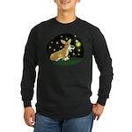 Firefly Corgi Long Sleeve Dark T-Shirt