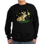 Firefly Corgi Sweatshirt (dark)