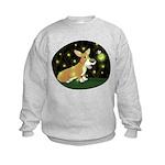 Firefly Corgi Kids Sweatshirt
