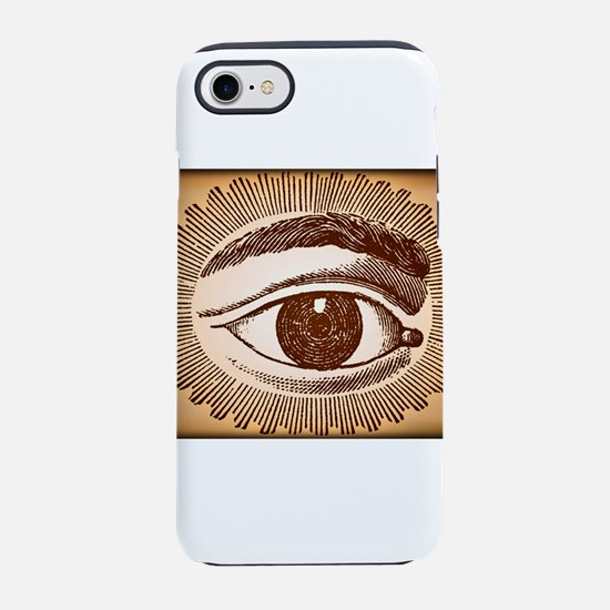 The Big Eye iPhone 7 Tough Case