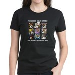 Talented Corgi Women's Dark T-Shirt