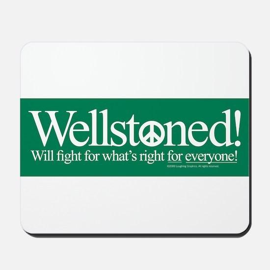 Wellstone Mousepad