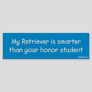 Retriever / Honor Student