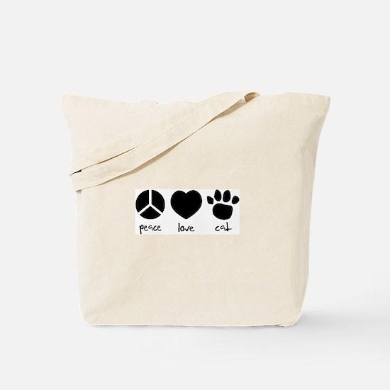 COOL CAT Tote Bag