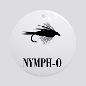 NYMPH-O - Ornament (Round)