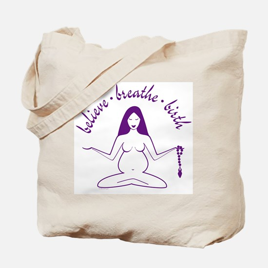Birth Affirmation Tote Bag
