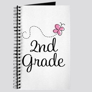 Darling 2nd Grade Journal