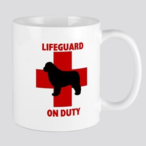 Newfoundland Dog Water Rescue Mug