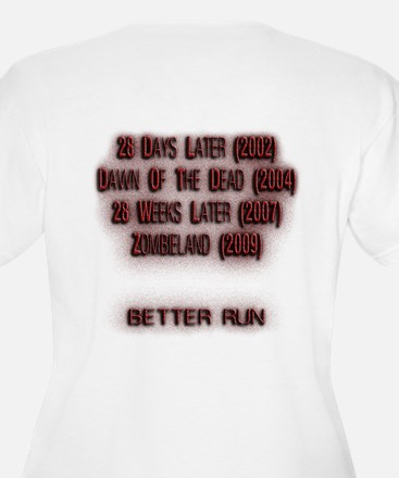 Zombies Are Fast T-Shirt