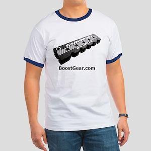 Cummins Turbo Diesel - Ringer T Shirt