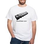 Cummins - White T-Shirt