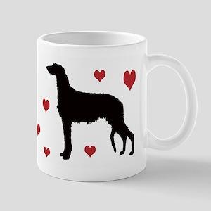 Scottish Deerhound Luv Mug