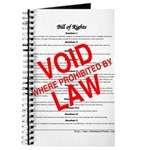 Bill of Rights: Void by Law Journal