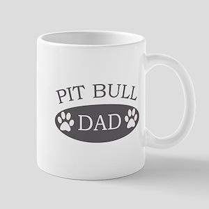 Pit Bull Dad Mug