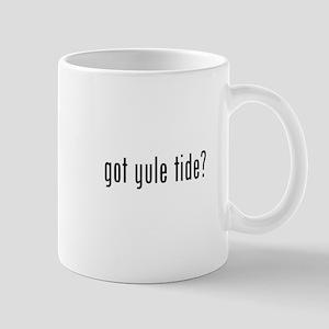 got yule tide? Mug