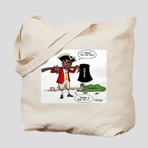 Obama Cannot Tell The Truth Tote Bag