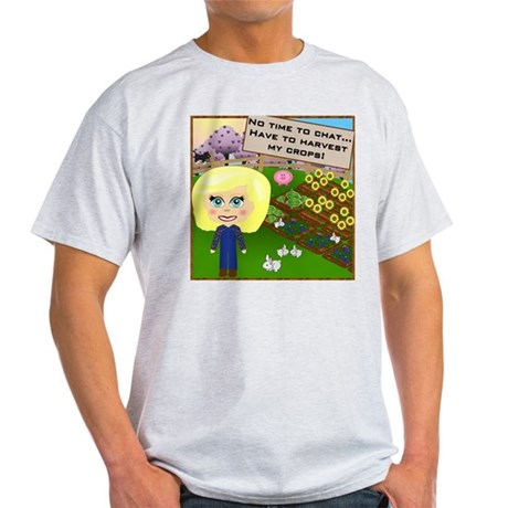 Harvest My Crops Light T-Shirt
