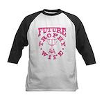Future Trophy Wife Kids Baseball Jersey