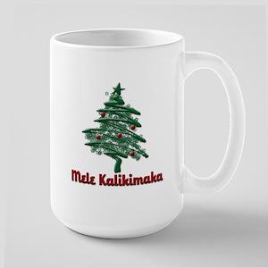 Mele Kalikimaka Large Mug