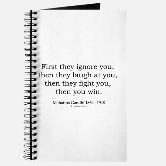 Mahatma Gandhi 9 Journal